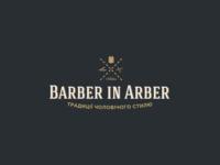 Barber In Arber Logo