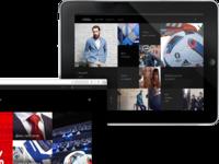 Арбер вебсайт / Arber website design