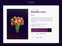 Product page for FLORIS
