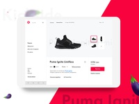 Kick Side product page