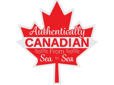 Authentically Canadian - Logo Core