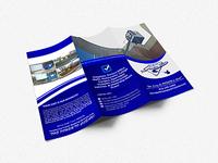 Henderson Power Washing Tri-fold Brochure Design