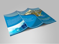 Abilities Centre Tri-fold Brochure Design