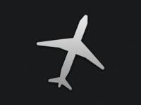 Airplane Mode Logo