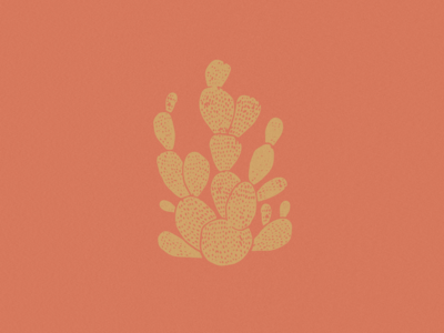 Cactus logo for Low Desert Distilling