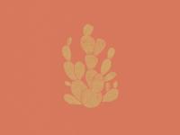 Cactus logo for Low Desert Distilling