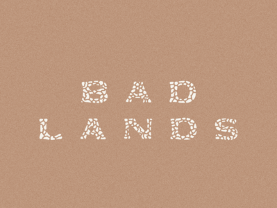 Badlands Logo & Branding
