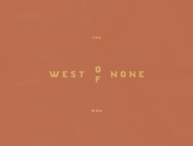 West of None Mark