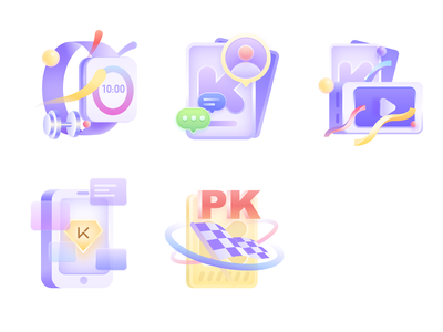 K icon sketch vector design illustrator icon ui illustration color