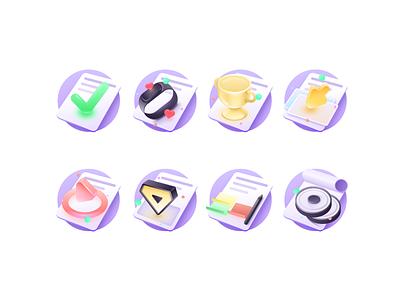 ICON graphic design fitness keep sketch vector color design icon