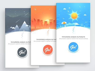 App Miss Index Design color miss ui