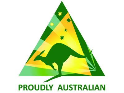 Proudly Australian Tag