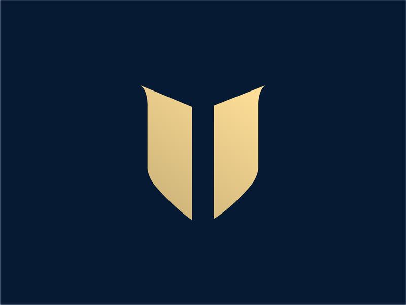 Tough Shield gold tough shield mark logo