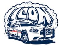 Icon Visuals - Police Car
