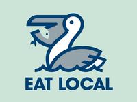 Eat Local Pelican