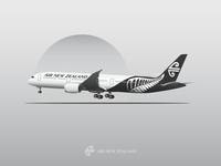 B787-9 Air New Zealand