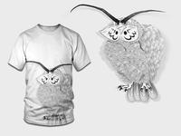 Intricate Owl Illustration