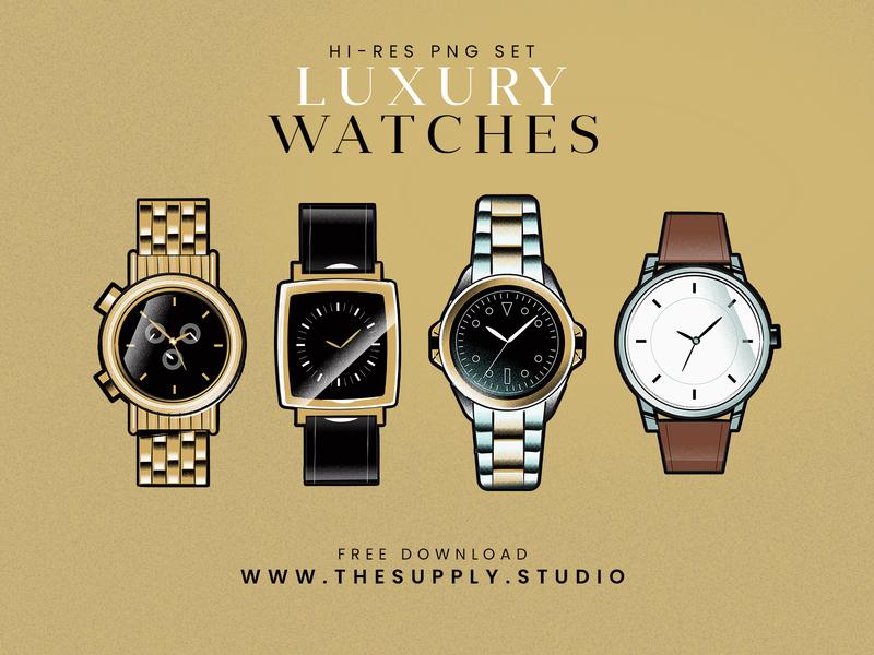 Download Freebies Watch