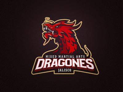 MMA Dragons
