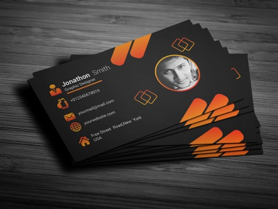 Business Card Design building app vector design logo illustrator illustration icon businesscards animation sketch graphicdesign business branding