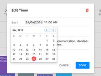 Date Picker (Open Source)