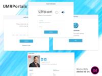 UMRPortals Enrollment & Forgot Password