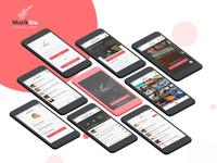 MuzikGru - Music Products & Courses App