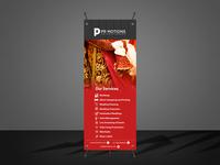 Per motions Entertainment Branding Design
