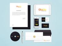 Oksi Jo Branding Design