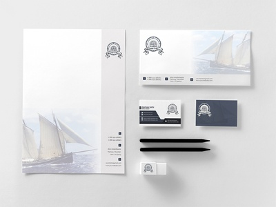 Magward Cargo Branding Design