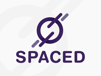 Spaced PlanetS Logo spacedchallenge spaced design logo