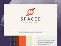 Spaced Logo Mark Breakdown Dribble