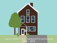 160 W. Hewitt