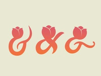 Tulip Time Ampersand