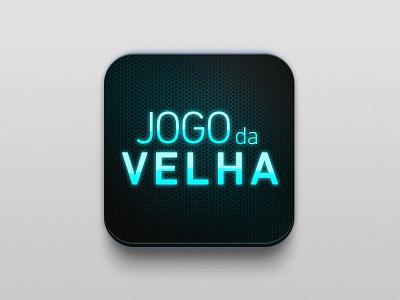 App Icon Jogo Da Velha app icon