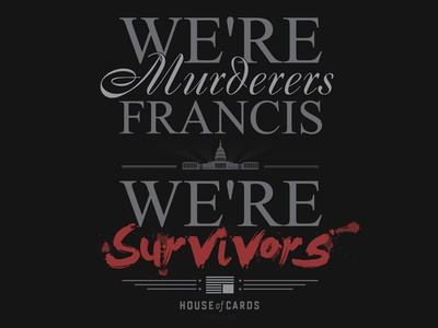 House of Cards - season 3!!!!!