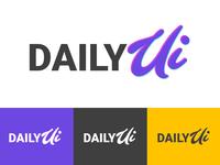 Daily UI 0512 - Daily UI logo