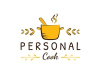 Logo Personal Cook