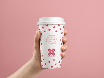 Cup Design Happy Remedy