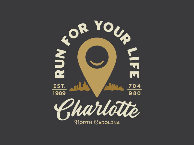 Run For Your Life Badge