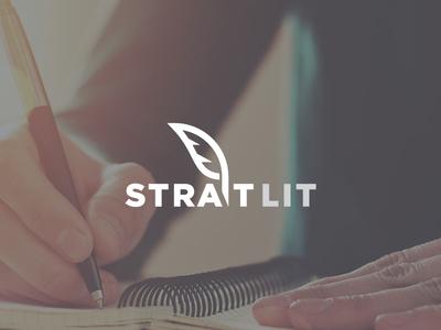 Strait Lit Logo Rebound