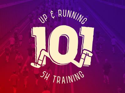 101 5K Training - Tee Graphic