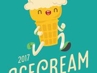 Ice Cream Run 2017