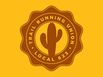 Trail Running Union Seal