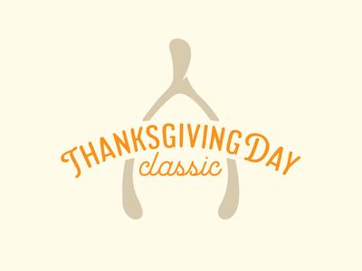 Thanksgiving Day Classic Logo