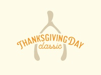 Thanksgiving Day Classic Logo