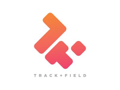Track + Field logo