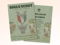 Eagle Scout Court of Honor Invite