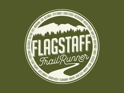 Flagstaff Trail Runner Tee