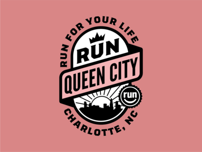 Queen City Badge